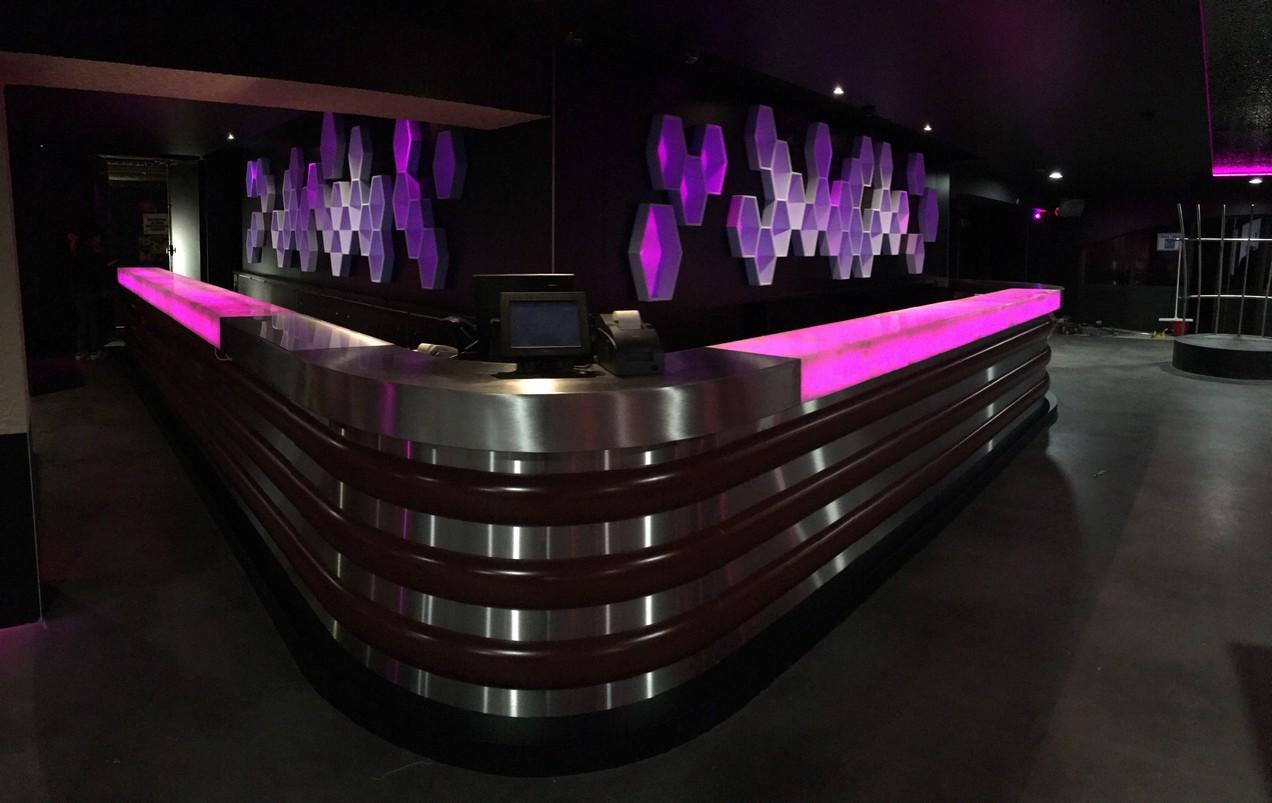 bar, comptoir, boite nuit, discotheque, novais