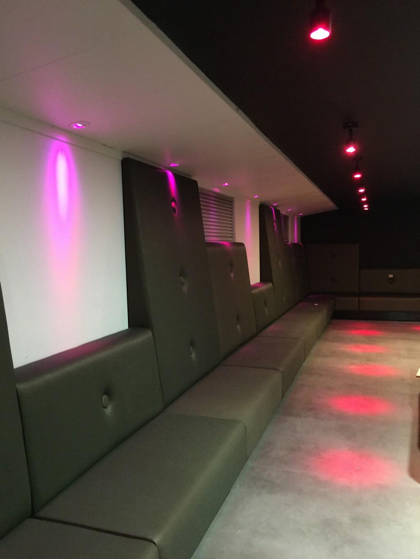 banquette, discotheque, vip, boite de nuit, novais